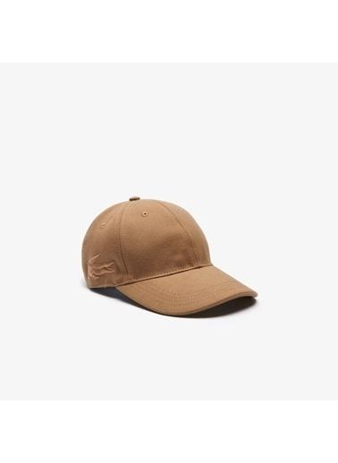 Lacoste Şapka Kahve